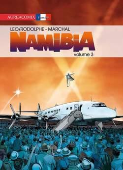 Copertina AUREACOMIX LINEA BD n.12 - NAMIBIA, EDITORIALE AUREA