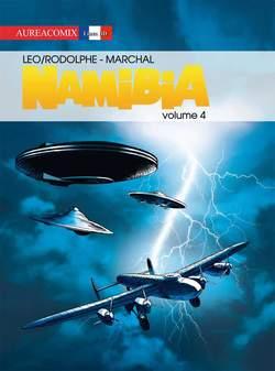 Copertina AUREACOMIX LINEA BD n.14 - NAMIBIA, EDITORIALE AUREA