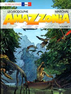 Copertina AUREACOMIX LINEA BD n.48 - AMAZZONIA 1, EDITORIALE AUREA
