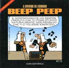 Copertina BEEP PEEP n.3 - LE AVVENTURE DEL LEGIONARIO3, EDITORIALE AUREA