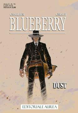 Copertina BLUEBERRY n.15 - BLUEBERRY, EDITORIALE AUREA