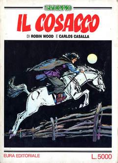 Copertina COSACCO n. - COSACCO, EDITORIALE AUREA