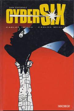Copertina CYBERSIX VOLUME GIGANTE n.1 - CYBERSIX VOLUME, EDITORIALE AUREA