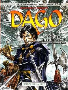 Copertina DAGO n.247 - DAGO, EDITORIALE AUREA