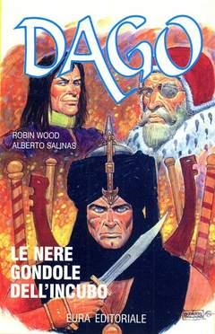 Copertina DAGO ANNO 02 n.3 - DAGO ANNO II                 3, EDITORIALE AUREA