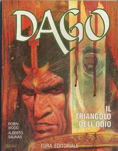 Copertina DAGO ANNO 02 n.4 - DAGO ANNO II                 4, EDITORIALE AUREA