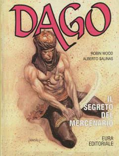 Copertina DAGO ANNO 02 n.5 - IL SEGRETO DEL MERCENARIO, EDITORIALE AUREA