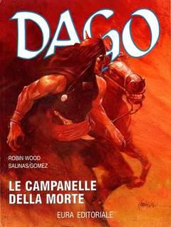 Copertina DAGO ANNO 03 n.2 - CAMPANELLE DELLA MORTE, EDITORIALE AUREA