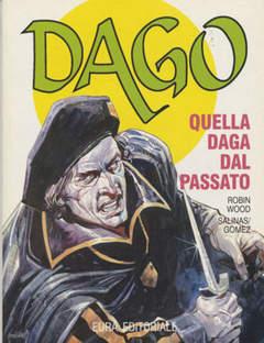 Copertina DAGO ANNO 04 n.2 - QUELLA DAGA DAL PASSATO, EDITORIALE AUREA