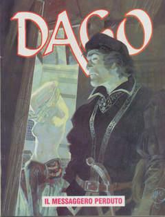 Copertina DAGO ANNO 05 n.4 - IL MESSAGGERO PERDUTO, EDITORIALE AUREA