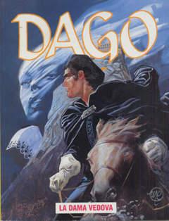 Copertina DAGO ANNO 05 n.5 - LA DAMA VEDOVA, EDITORIALE AUREA