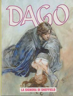 Copertina DAGO ANNO 05 n.8 - LA SIGNORA DI SHEFFIELD, EDITORIALE AUREA