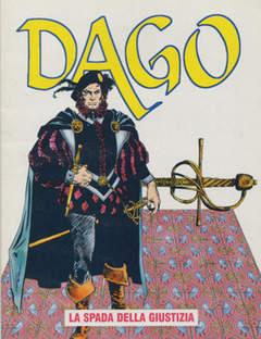 Copertina DAGO ANNO 05 n.1 - LA SPADA DELLA GIUSTIZIA, EDITORIALE AUREA