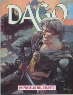 Copertina DAGO ANNO 05 n.2 - UN FRATELLO NEL DESERTO, EDITORIALE AUREA
