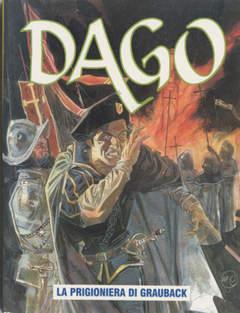 Copertina DAGO ANNO 06 n.2 - La prigioniera di Grauback, EDITORIALE AUREA