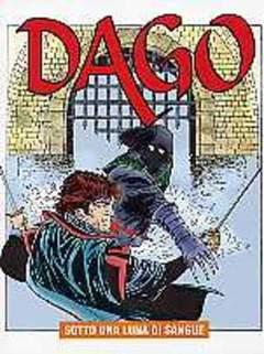 Copertina DAGO ANNO 07 n.10 - SOTTO UNA LUNA DI SANGUE, EDITORIALE AUREA