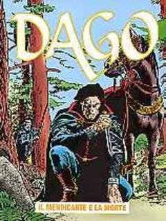 Copertina DAGO ANNO 07 n.5 - IL MENDICANTE E LA MORTE, EDITORIALE AUREA