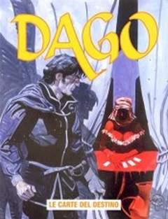 Copertina DAGO ANNO 08 n.12 - LE CARTE DEL DESTINO, EDITORIALE AUREA