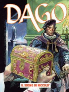 Copertina DAGO ANNO 09 n.10 - IL SOGNO DI NICCOLO', EDITORIALE AUREA