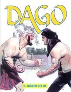 Copertina DAGO ANNO 09 n.1 - IL TORNEO DEL RE, EDITORIALE AUREA