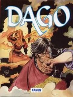 Copertina DAGO ANNO 09 n.9 - KANUN, EDITORIALE AUREA