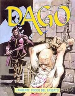 Copertina DAGO ANNO 09 n.3 - L'ARDENTE FUOCO DEL PASSATO, EDITORIALE AUREA