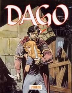 Copertina DAGO ANNO 09 n.7 - L'EREDE, EDITORIALE AUREA