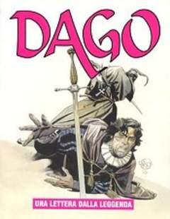 Copertina DAGO ANNO 09 n.4 - UNA LETTERA DALLA LEGGENDA, EDITORIALE AUREA