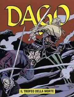 Copertina DAGO ANNO 10 n.11 - Il trofeo della morte, EDITORIALE AUREA