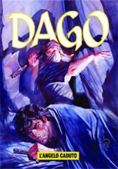 Copertina DAGO ANNO 10 n.5 - L'angelo caduto, EDITORIALE AUREA