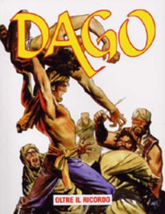 Copertina DAGO ANNO 10 n.1 - OLTRE IL RICORDO, EDITORIALE AUREA