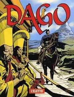 Copertina DAGO ANNO 11 n.1 - L'ELETTO, EDITORIALE AUREA