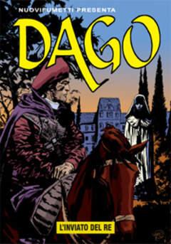 Copertina DAGO ANNO 12 n.11 - L'INVIATO DEL RE, EDITORIALE AUREA