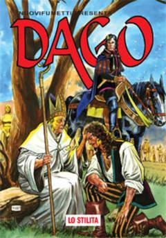 Copertina DAGO ANNO 13 n.4 - LO STILITA, EDITORIALE AUREA