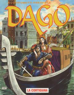 Copertina DAGO ANNO 14 n.8 - DAGO ANNO 14                 8, EDITORIALE AUREA