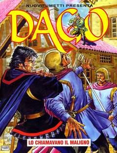 Copertina DAGO ANNO 15 n.12 - LO CHIAMAVAMO IL MALIGNO, EDITORIALE AUREA