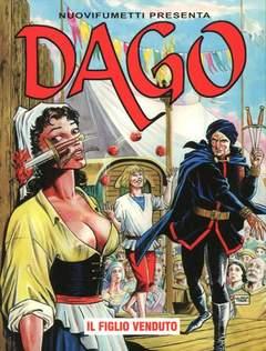 Copertina DAGO ANNO 15 n.9 - IL FIGLIO VENDUTO, EDITORIALE AUREA