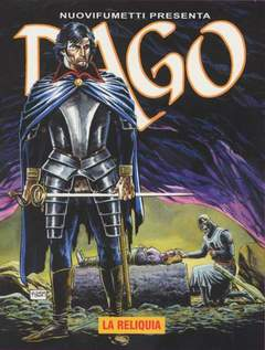Copertina DAGO ANNO 15 n.4 - RELIQUIA, EDITORIALE AUREA