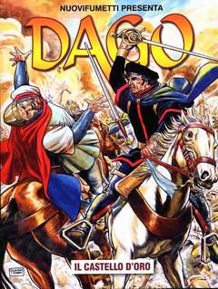 Copertina DAGO ANNO 16 n.9 - CASTELLO D'ORO, EDITORIALE AUREA