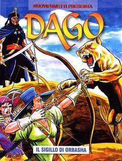Copertina DAGO ANNO 16 n.3 - DAGO ANNO 16                 3, EDITORIALE AUREA