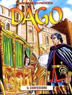 Copertina DAGO ANNO 16 n.7 - IL CONFESSORE, EDITORIALE AUREA