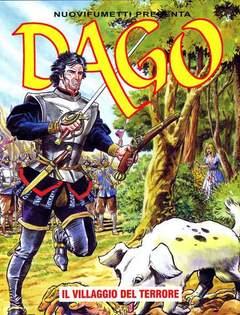 Copertina DAGO ANNO 16 n.1 - IL VILLAGGIO DEL TERRORE, EDITORIALE AUREA
