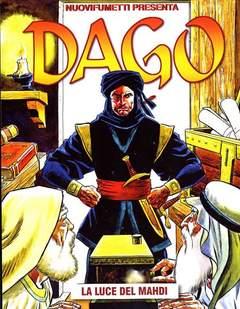 Copertina DAGO ANNO 16 n.6 - LA LUCE DEL MAHDI, EDITORIALE AUREA
