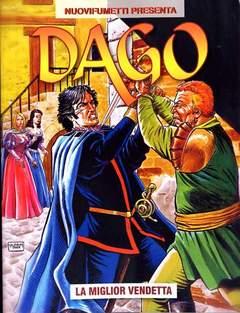 Copertina DAGO ANNO 16 n.4 - LA MIGLIOR VENDETTA, EDITORIALE AUREA