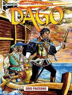 Copertina DAGO ANNO 17 n.11 - ODIO FRATERNO, EDITORIALE AUREA
