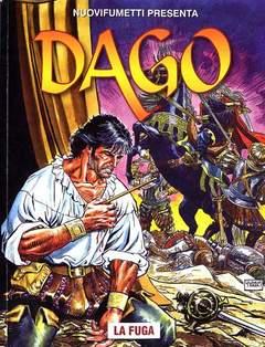 Copertina DAGO ANNO 17 n.2 - LA FUGA, EDITORIALE AUREA