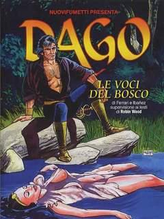 Copertina DAGO ANNO 18 n.10 - LE VOCI DEL BOSCO, EDITORIALE AUREA