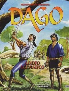 Copertina DAGO ANNO 18 n.7 - ADDIO ALL'AMICO, EDITORIALE AUREA
