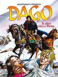 Copertina DAGO ANNO 18 n.1 - IL GELO DELLA PAURA, EDITORIALE AUREA