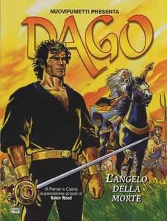Copertina DAGO ANNO 18 n.5 - L'ANGELO DELLA MORTE, EDITORIALE AUREA